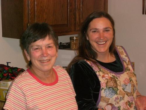 Joan & Karen
