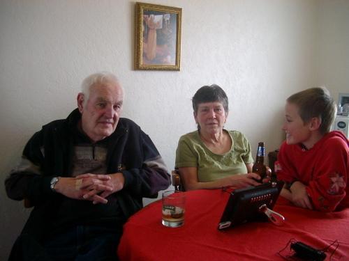 John & Joan 12/25/07